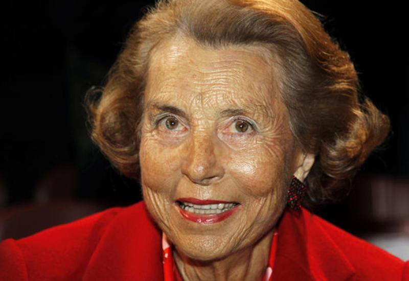 Скончалась самая богатая женщина мира