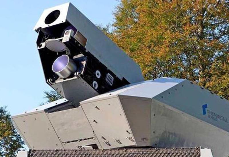 """В США успешно испытали лазерное оружие против беспилотников <span class=""""color_red"""">- ВИДЕО</span>"""