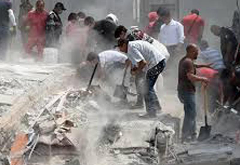 """В Мексике при обрушении церкви погибли 12 человек <span class=""""color_red"""">- ВИДЕО</span>"""