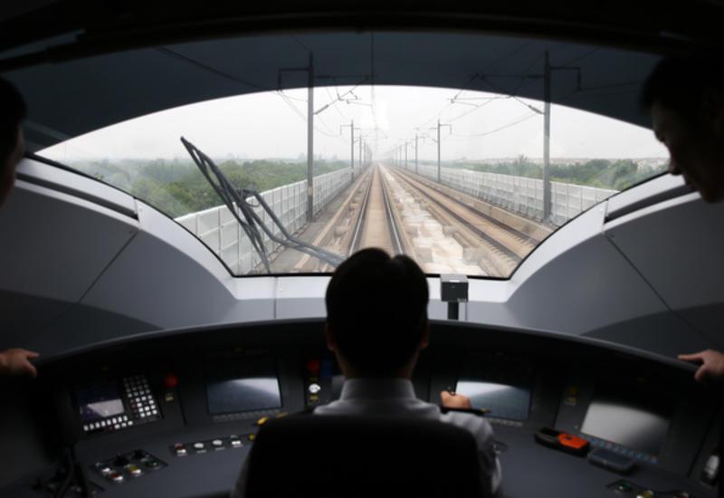 """Между Пекином и Шанхаем запустили самый быстрый поезд в мире <span class=""""color_red"""">- ОБНОВЛЕНО - ВИДЕО</span>"""