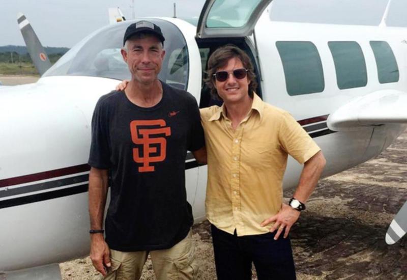 """Тома Круза обвинили в гибели пилотов на съемках фильма """"Сделано в Америке"""" <span class=""""color_red"""">- ФОТО</span>"""