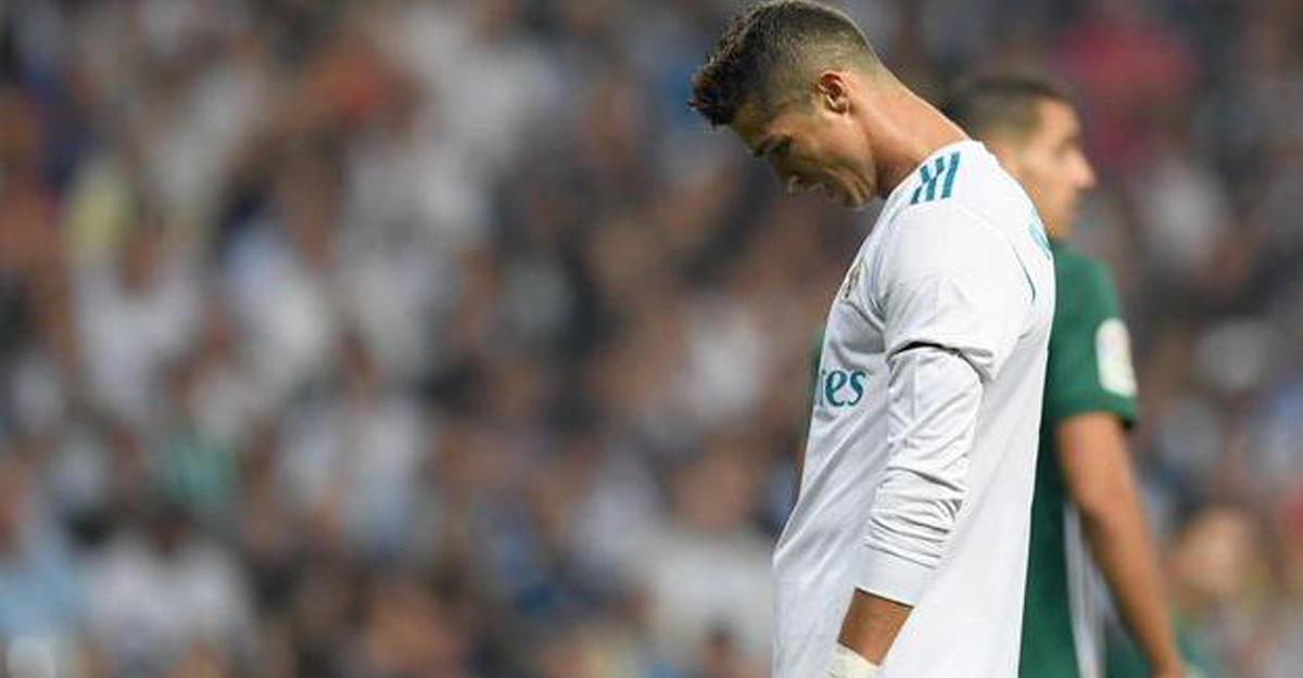 «Реал» сенсационно проиграл дома «Бетису»