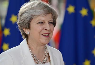 Британский премьер предложила ЕС заключить новый договор в сфере безопасности