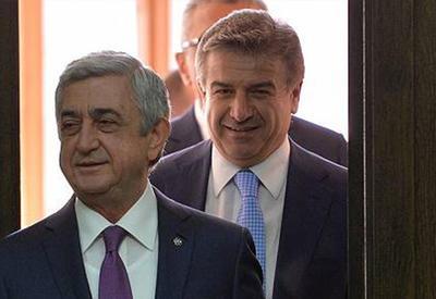 Хаос в саргсяновской власти: армянские чиновники топят друг друга