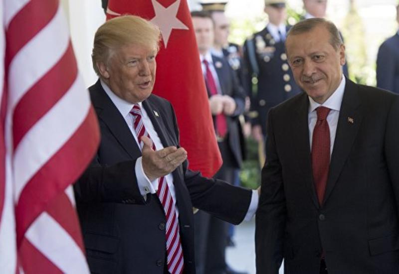 Трамп: США и Турция близки, как никогда