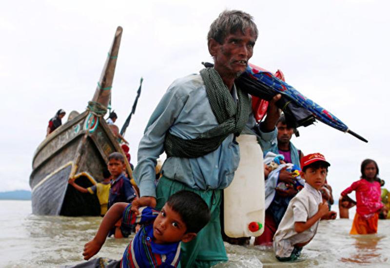 Число беженцев рохинджа в Бангладеш превысило 800 тысяч человек