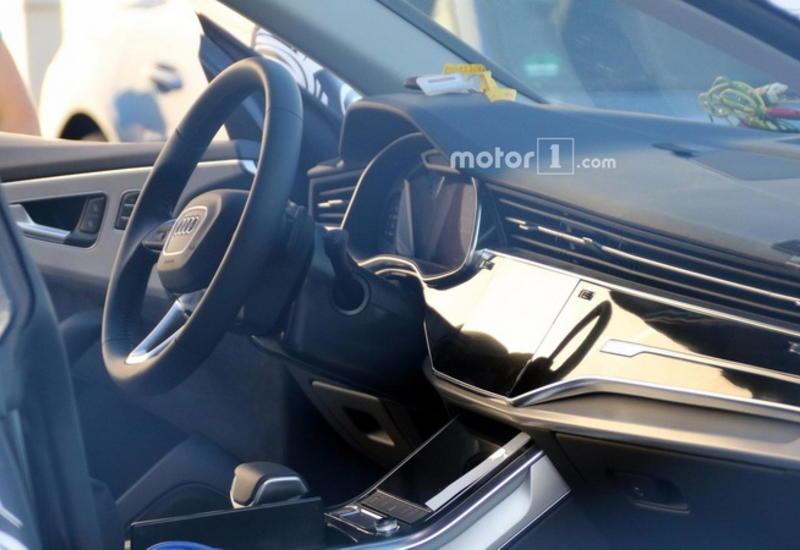 """Раскрыт интерьер новейшего кроссовера Audi <span class=""""color_red"""">- ФОТО</span>"""
