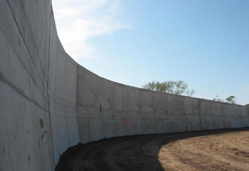 Турция завершает строительство 828-километровой стены