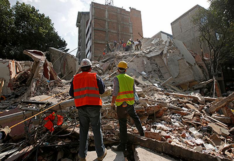 Число погибших при землетрясении в Мексике возросло