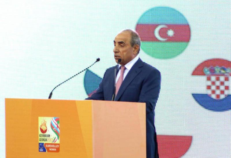Ягуб Эюбов: Азербайджан способен провести любое мероприятие на высшем уровне