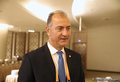 Вице-президент СЕV: Благодарю Азербайджан за такой чемпионат Европы