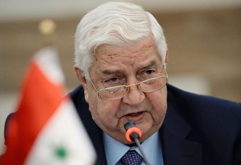 Валид Муаллем: Победа над терроризмом в Сирии близка