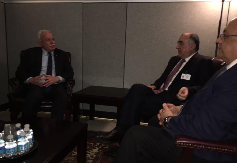 Азербайджан и Палестина обсудили перспективы развития связей