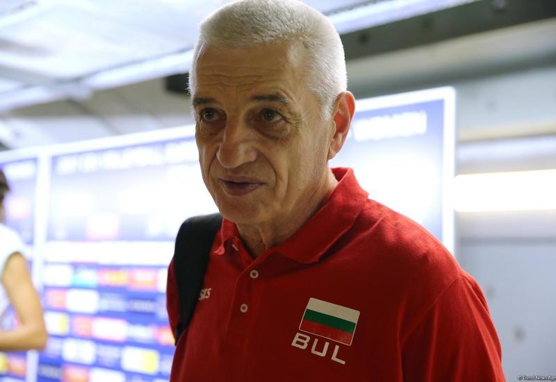 Главный тренер сборной Болгарии: Среди фаворитов чемпионата Европы вижу и Азербайджан