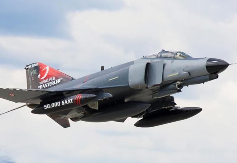 ВВС Турции разгромили боевиков в Ираке