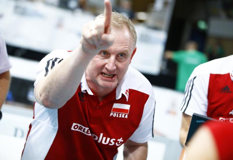 Главный тренер команды Польши: Азербайджан - это сильная сборная