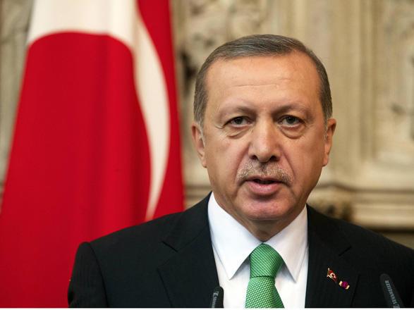 ВНью-Йорке после инцидента навыступлении Эрдогана задержали 5 человек