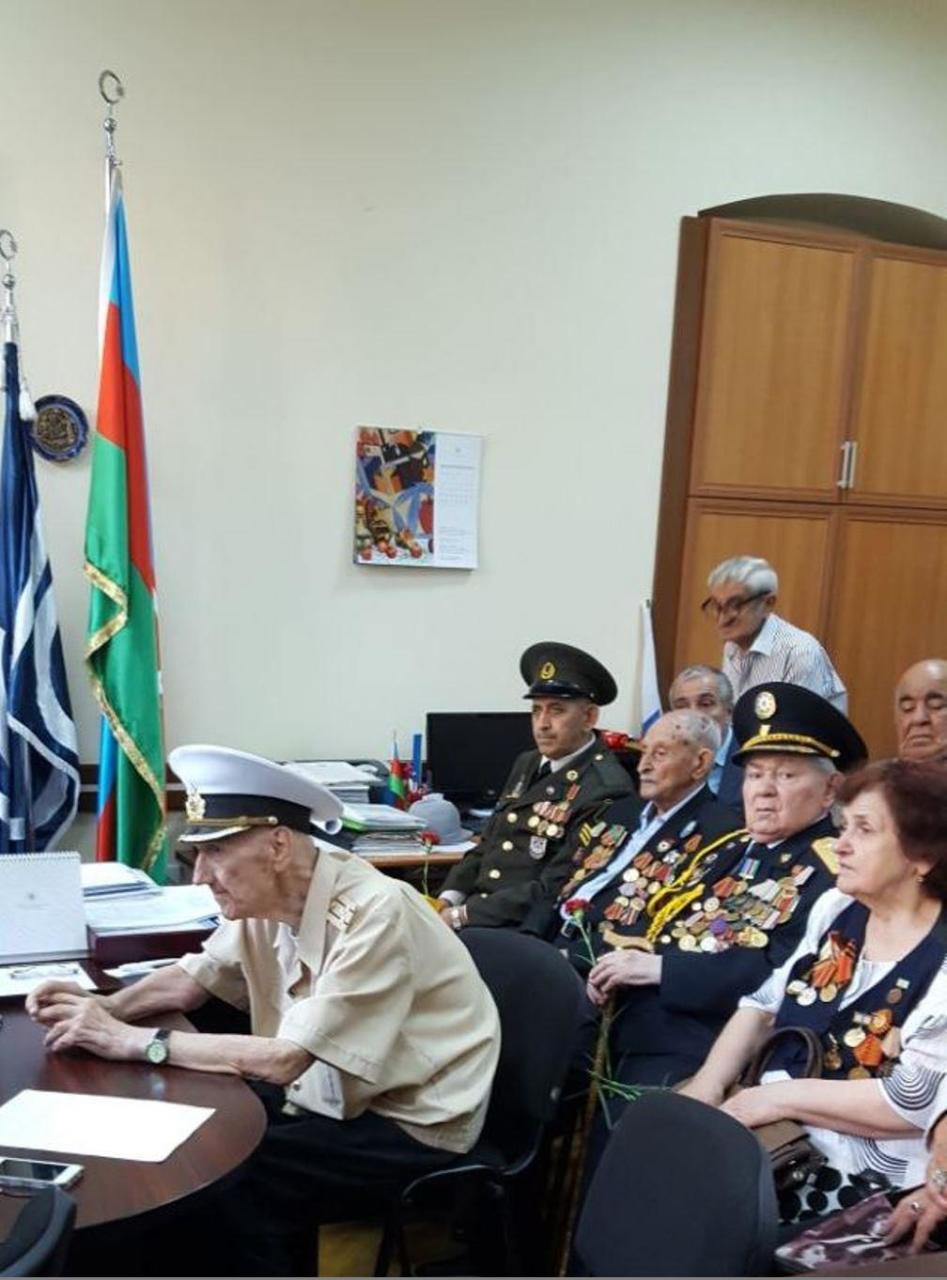 В Баку отметили Международный день мира