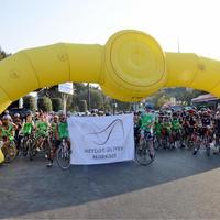 """В Баку прошел велопробег, посвященный Всемирному дню без автомобиля <span class=""""color_red"""">- ФОТО</span>"""