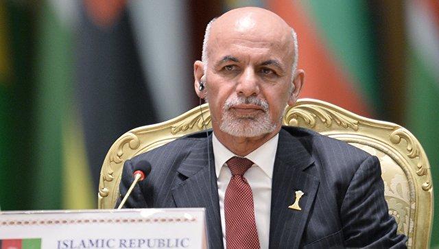 Президент Афганистана дал совет, как разговаривать сТрампом