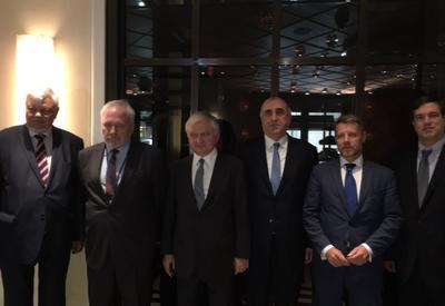 В Нью-Йорке обсуждены субстантивные переговоры по урегулированию нагорно-карабахского конфликта - ОБНОВЛЕНО