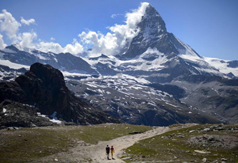 Швейцарская компания начала экспортировать альпийский воздух