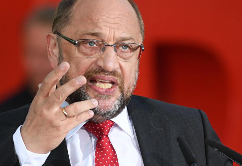 Шульц признал поражение на выборах в Германии