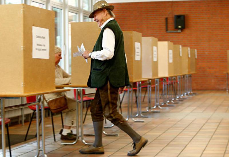 В Германии завершилось голосование на выборах в бундестаг