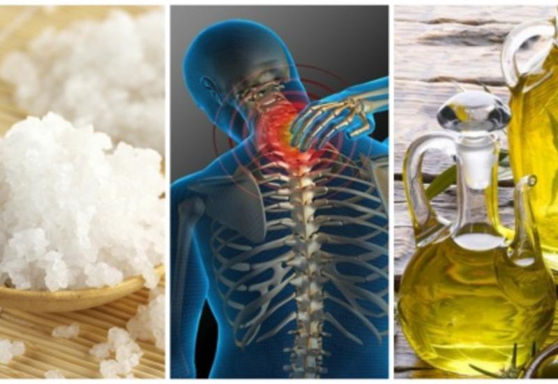 Соль и масло: удивительное средство для облегчения боли в суставах