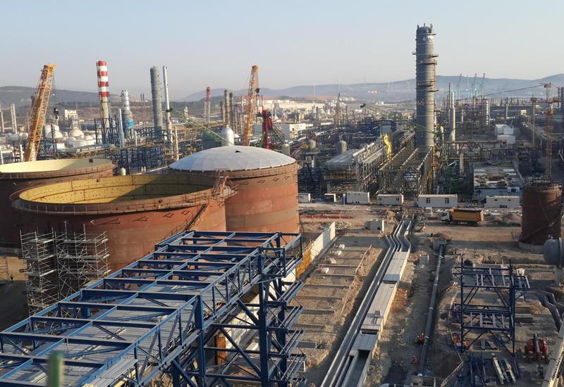 Азербайджан потратил на строительство завода в Турции почти $5 млрд.