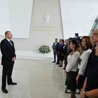 Президент Ильхам Алиев: Политика индустриализации в Азербайджане ведется успешно