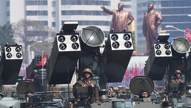 США расширили санкционные списки поКНДР
