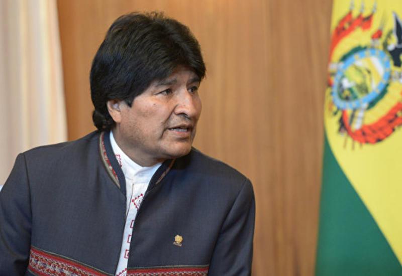 Глава Боливии назвал Трампа худшей угрозой для всей земли