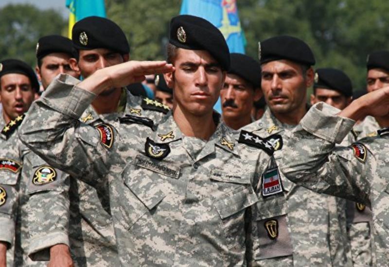 """Иран атаковал позиции """"ИГ"""""""
