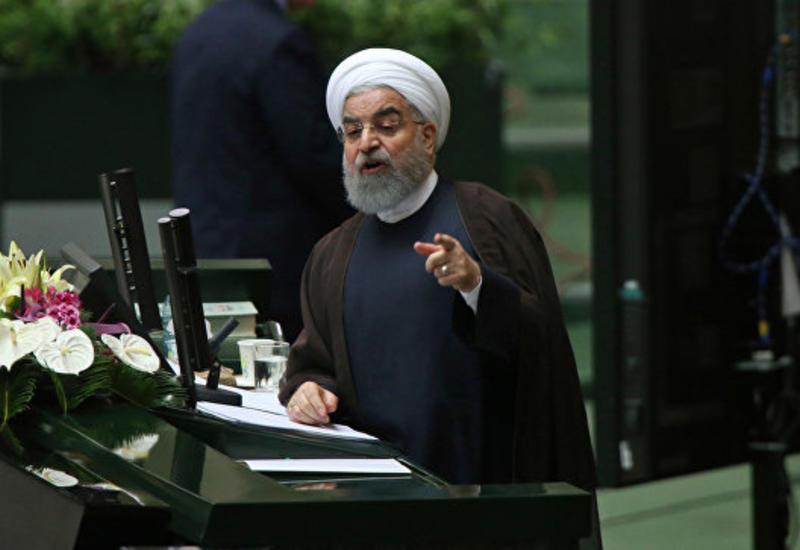 Президент Ирана заявил о поддержке Багдада