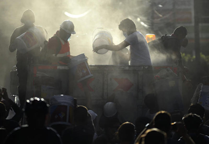 Число жертв землетрясения в Мексике увеличилось до 324