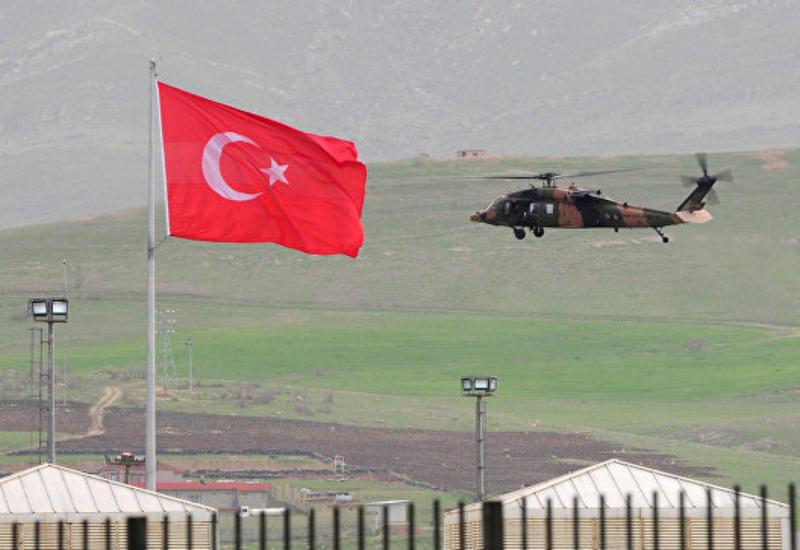 Военные Ирака начали совместные с Турцией учения на границе двух стран