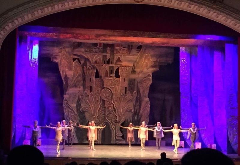 "В рамках фестиваля Узеира Гаджибейли в Баку показан балет «Семь красавиц» <span class=""color_red"">- ФОТО</span>"
