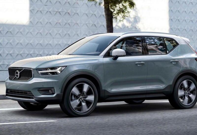 """Официально представлен самый маленький и дешевый кроссовер Volvo <span class=""""color_red"""">- ФОТО</span>"""