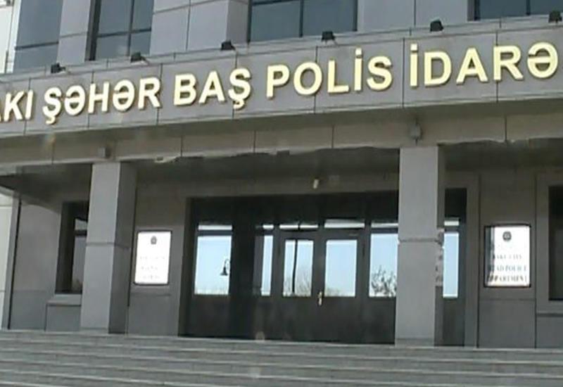 Полиция предупреждает водителей в связи с матчем «Карабах» - «Рома»