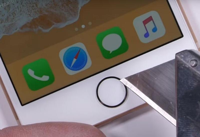 """Энтузиасты уже начинают уничтожать iPhone 8 <span class=""""color_red"""">- ВИДЕО</span>"""
