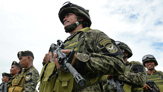 У замка президента Филиппин произошла стрельба