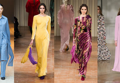 """10 фасонов платьев этого сезона, в которые запросто влюбиться <span class=""""color_red"""">- ФОТО</span>"""