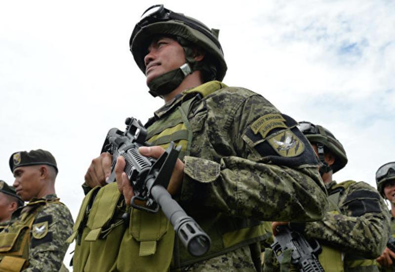 Стрельба у резиденции президента Филиппин