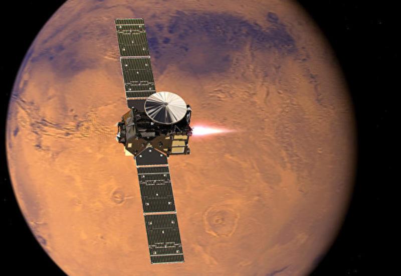 В Дубае будут симулировать условия жизни на Марсе