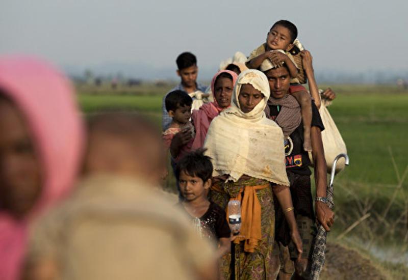 Мьянма отрицает факт этнических чисток