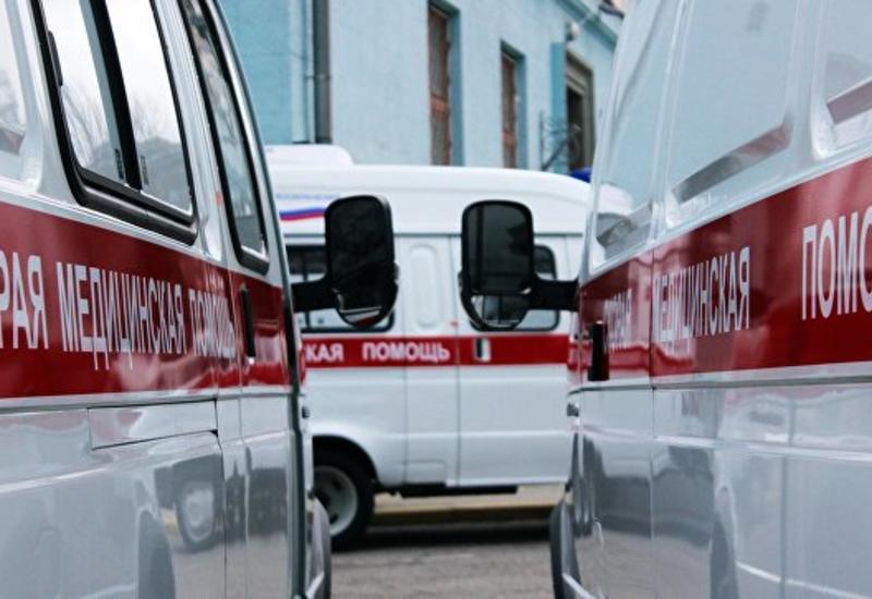 В России автобус столкнулся с грузовиком: много пострадавших
