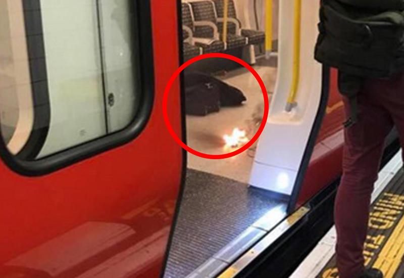 """В Лондоне эвакуировали станцию метро <span class=""""color_red"""">- ОБНОВЛЕНО - ФОТО - ВИДЕО</span>"""