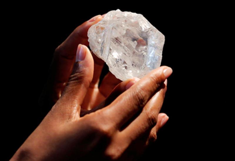 В Канаде продали крупнейший алмаз в мире