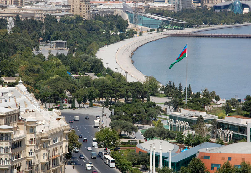Книга про Баку стала бестселлером